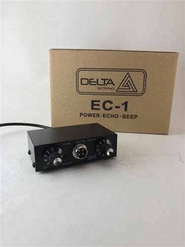 Galaxy Sadelta Echo Master Echomaster Rogerbeep Cb Base Mic Microphone Echo Chamber