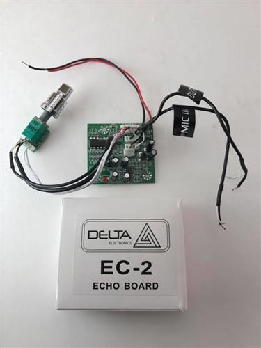 Galaxy Sadelta Echo Master Echomaster Rogerbeep Cb Base Mic Microphone