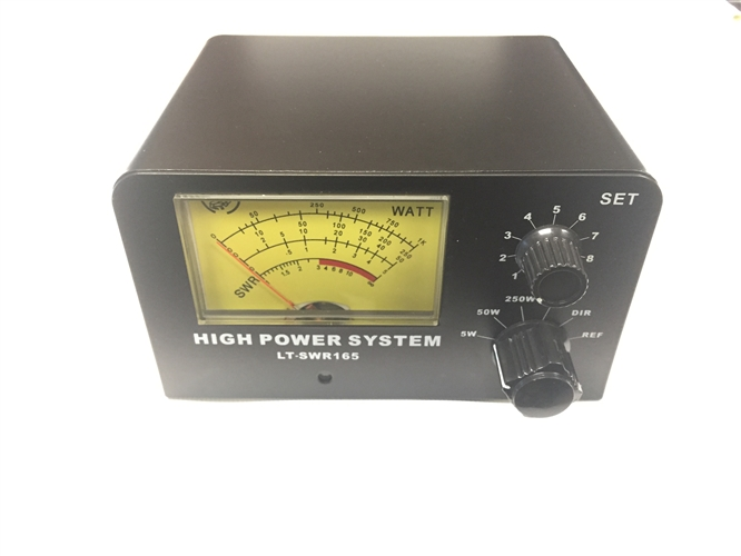 1000 WATT SWR & POWER METER LT-SWR165 CB HAM RADIO ANTENNA METER 3-200MHz