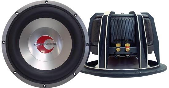 Lanzar Opti1232d Optidrive 12\'\' Die-Cast Aluminum Alloy Cone Dual 2 ...