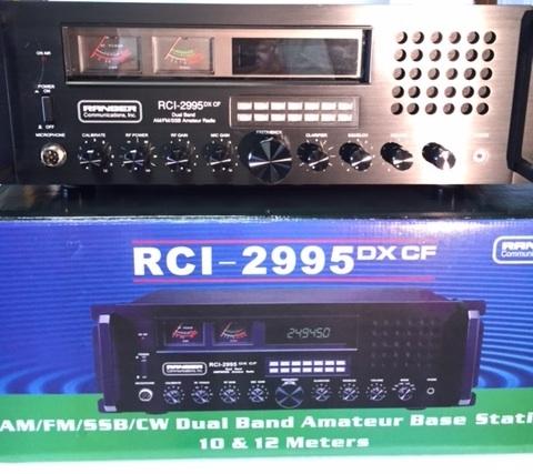 Ranger Rci2995dx Cf Base Station Ranger Rci 2995 Dx