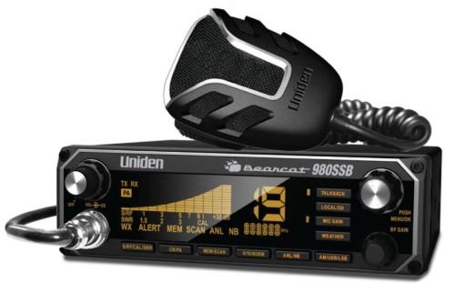Cb Radio  Uniden  40 Ch  Pc78ltw